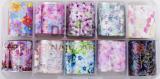 Box Foil Flowers 2
