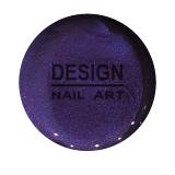 Gel Couleur Metallic Dark Purple