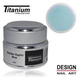 [Titanium] Builder Saphir Blue 30ml