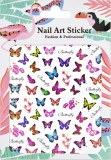 Stickers XL Butterfly mix
