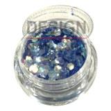 Fairy Glitter Mix Iridescent Océan