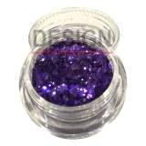 Fairy Glitter Mix Iridescent Purpple Jelly