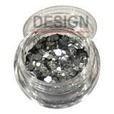 Fairy Glitter Mix Silver Star