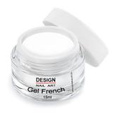 Gel French PREMIUM blanc 15ml