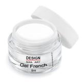 Gel French PREMIUM blanc 5ml