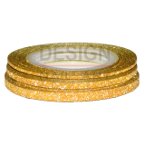 Lot Striping Tape Paillette Gold