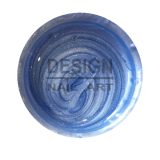 Gel UV Pastel Metallic Blue