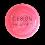 Gel UV Pastel Metallic Pink