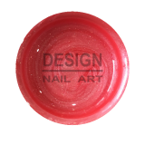 Gel UV Pastel Metallic Red