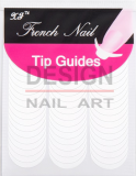 Stickers guide French manucure