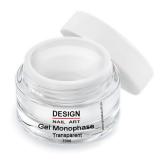 Gel Monophase PREMIUM transparent 15ml