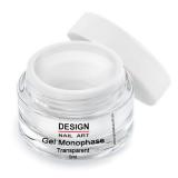 Gel Monophase PREMIUM transparent 5ml