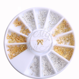 Roue Noeud Gold & Silver