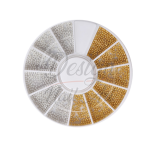 Roue bille Gold & Silver