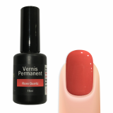Vernis Permanent Rose Quartz