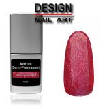 Vernis Semi Permanent Glamorous Red