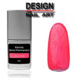 Vernis Semi Permanent Néon Pink