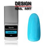 Vernis Semi Permanent Pastel Blue